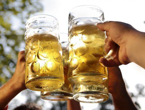 la cerveza no hidrata