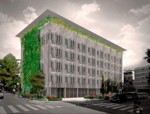 hospitales sostenibles