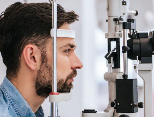Glaucoma síntomas tratamiento