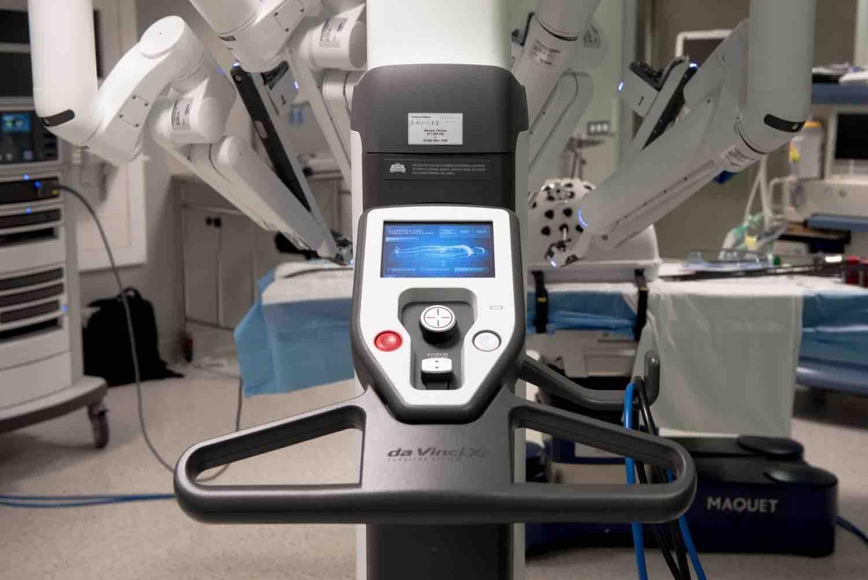 Futuro cirugía robótica