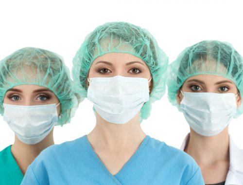 Mascaras de la pandemia